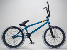 Supermain 21 Teal - complete Mafia BMX Bike